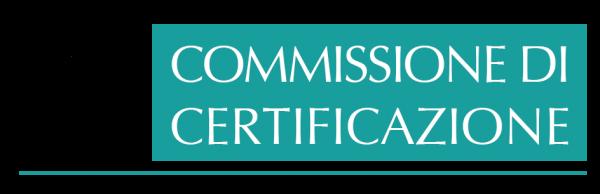 commissione di certificazione università di siena